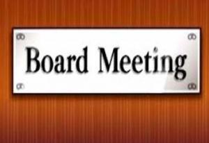 board metting