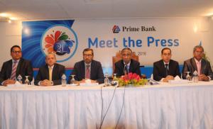 prime bank press