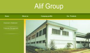 alif group